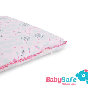 BabySafe Latex Mattress - Playpen (2 available sizes)