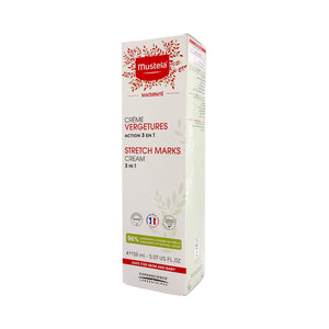 Mustela Maternite Stretch Marks Cream (Fragrance) 150ml [EXP: 03/2022]