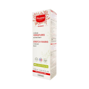 Mustela Maternite Stretch Marks Cream (Fragrance) 250ml [EXP: 06/2022]
