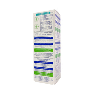 Mustela Stelatopia Emollient Face Cream for Eczema-Prone Skin (fragrance-free) 40ml [EXP: 12/20212