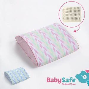 BabySafe Mummy - Latex Pregnancy Pillow (with 2 cases)