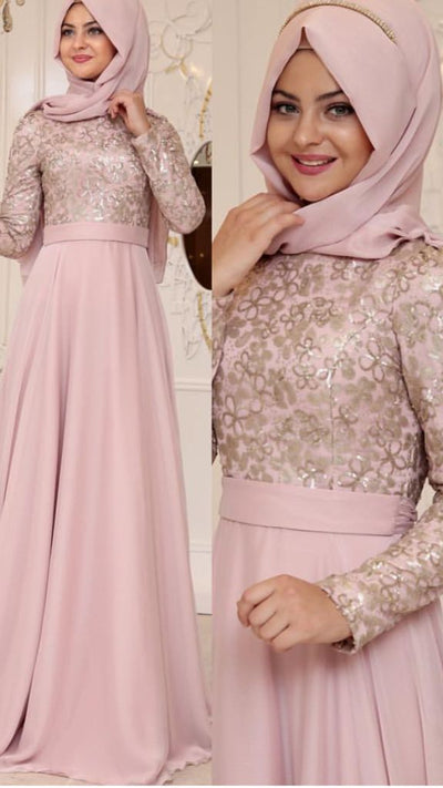Special Abaya Dress - NisaLife - Buy Fashion Muslim Women Clothing, Hijab, Dress Abaya, Scarf, Shawl, Headscarf