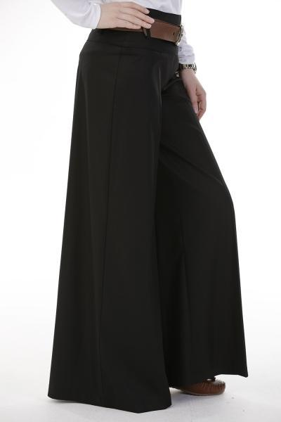 Desert Breeze - Wide Leg Pants with Belt - NisaLife - Buy Fashion Muslim Women Clothing, Hijab, Dress Abaya, Scarf, Shawl, Headscarf
