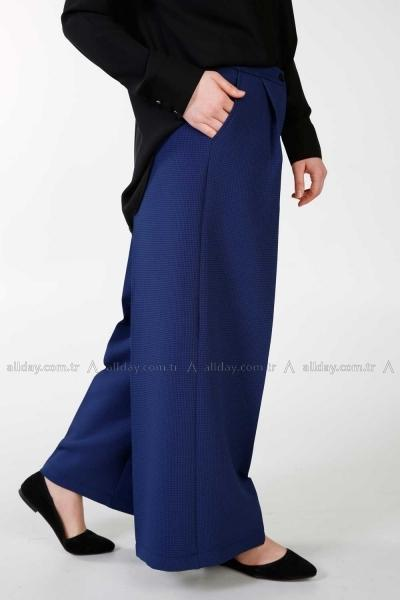 Baptisia - Wide Leg Pants with Pleat Detail - NisaLife - Buy Fashion Muslim Women Clothing, Hijab, Dress Abaya, Scarf, Shawl, Headscarf