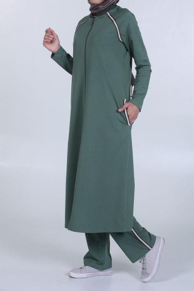 Original Forest Workout - Tracksuit - NisaLife - Buy Fashion Muslim Women Clothing, Hijab, Dress Abaya, Scarf, Shawl, Headscarf