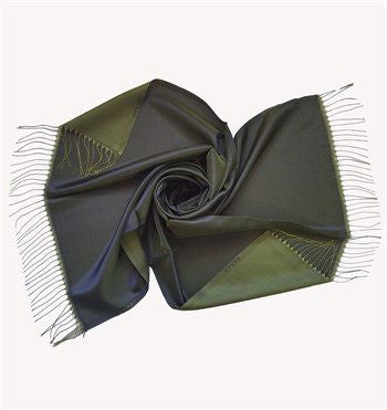 Sarar Taffeta Hijab Shawl - Green - NisaLife - Buy Fashion Muslim Women Clothing, Hijab, Dress Abaya, Scarf, Shawl, Headscarf