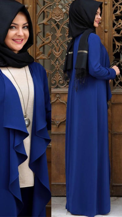 Blue Pants - NisaLife - Buy Fashion Muslim Women Clothing, Hijab, Dress Abaya, Scarf, Shawl, Headscarf
