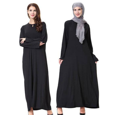 Black Dubai abaya - NisaLife - Buy Fashion Muslim Women Clothing, Hijab, Dress Abaya, Scarf, Shawl, Headscarf
