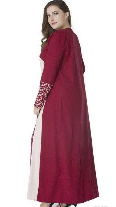 Islamic abaya plus size - NisaLife - Buy Fashion Muslim Women Clothing, Hijab, Dress Abaya, Scarf, Shawl, Headscarf