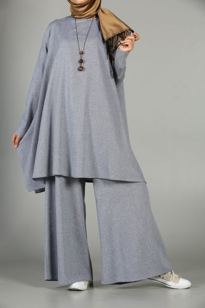 Elegant-n-Relax - Pantsuit - NisaLife - Buy Fashion Muslim Women Clothing, Hijab, Dress Abaya, Scarf, Shawl, Headscarf
