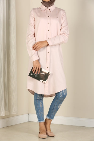 Pink Dreams - Tunic - NisaLife - Buy Fashion Muslim Women Clothing, Hijab, Dress Abaya, Scarf, Shawl, Headscarf