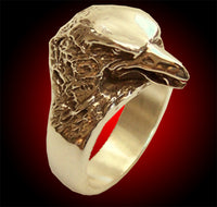 9ct Eagle Ring