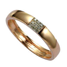 9ct Gold Dress Ring