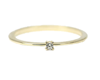 1pt Diamond Ring