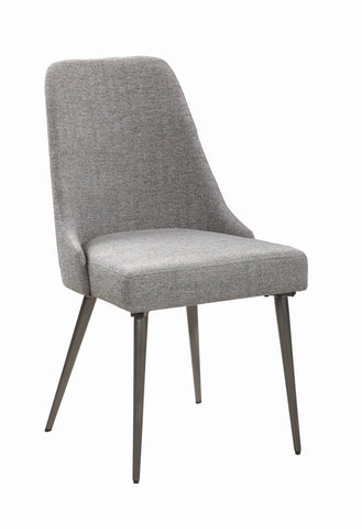 Image of Levitt Mid-Century Modern Side Chair Pack of 2