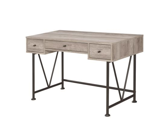 Analiese Small Desk In Grey Driftwood