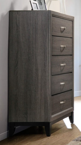 Grey Oak Collection Chest