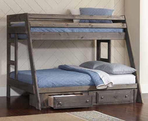 Wrangle Hill Twin Over Twin Bunkbed