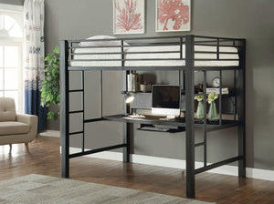 Avalon Workstation Loft Bed