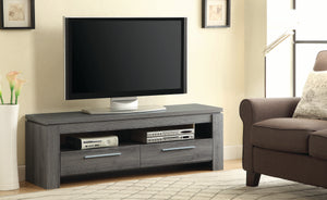 "Westerham 59"" TV Console in Weathered Grey"