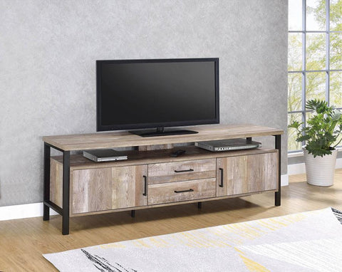 "Image of Springkeep 71"" TV Console"