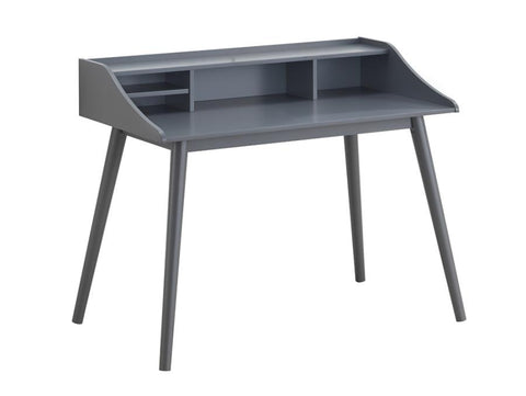 Image of Percy Writing Desk in Grey