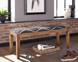 Serene Collection Bench