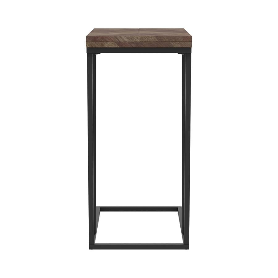 Jamie Accent Table in Brown