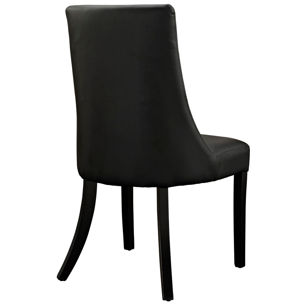 Noblesse Dining Vinyl Side Chair