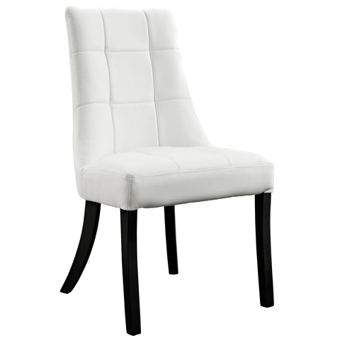 Image of Noblesse Dining Vinyl Side Chair