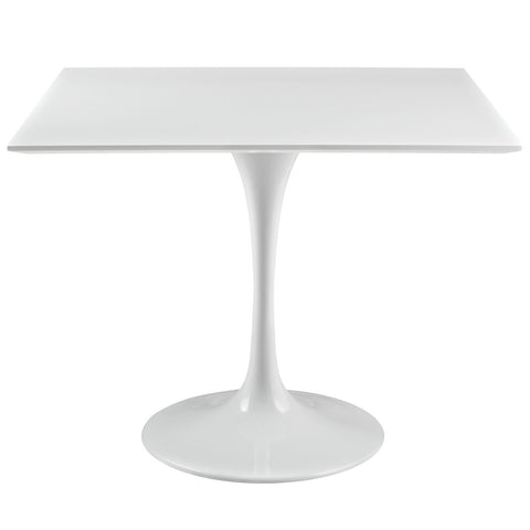 "Image of Lippa 36"" Square Wood Top Dining Table"