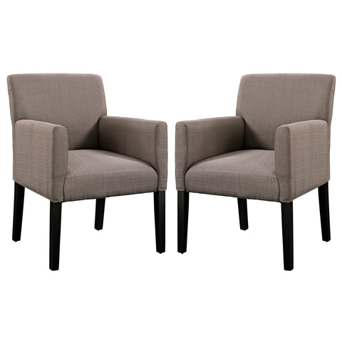 Image of Chloe Armchair Set of 2