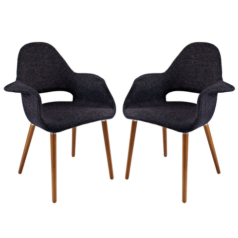 Image of Aegis Dining Armchair Set of 2