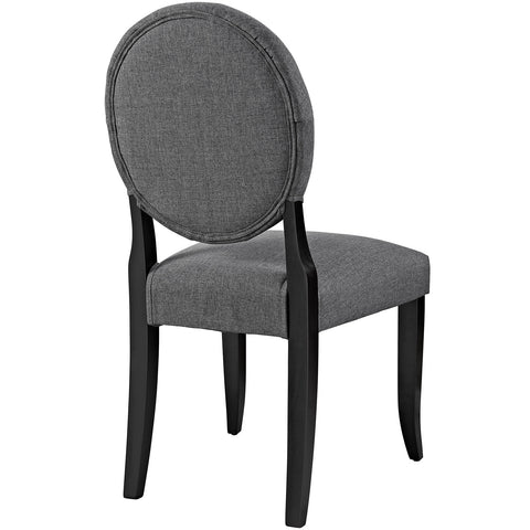 Image of Button Dining Side Chair