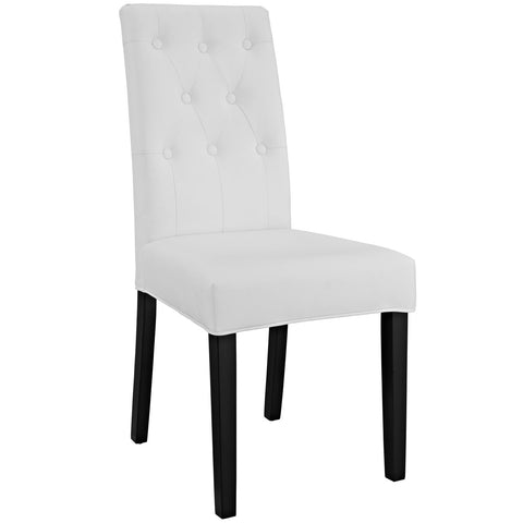 Image of Confer Dining Vinyl Side Chair