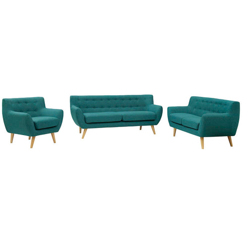 Image of Remark 3 Piece Living Room Set