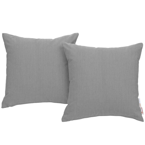 Summon 2 Piece Outdoor Patio Sunbrella® Pillow Set