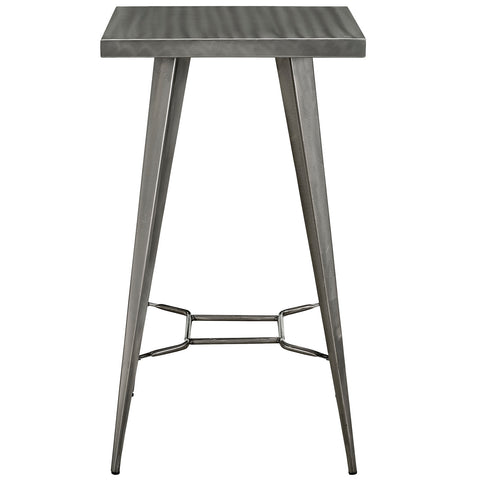 Image of Direct Metal Bar Table