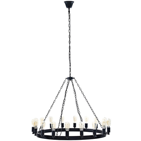 "Image of Teleport 43"" Chandelier"