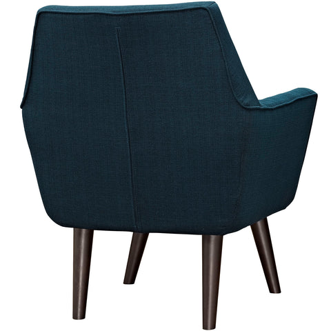 Image of Posit Upholstered Fabric Armchair
