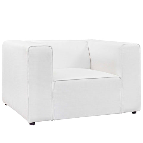 Image of Mingle Upholstered Fabric Armchair