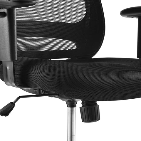Forge Mesh Drafting Chair
