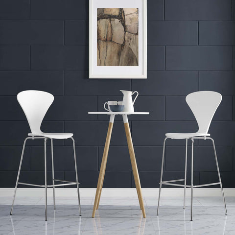 Image of Passage Dining Bar Stool Set of 2