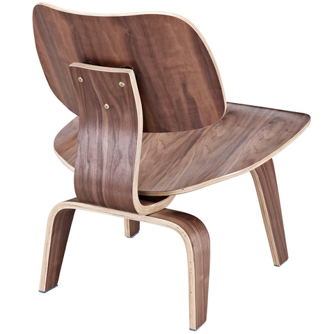 Image of Fathom Wood Lounge Chair