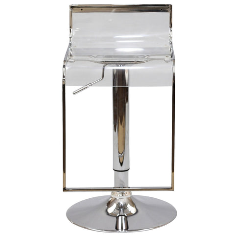 Image of LEM Acrylic Bar Stool