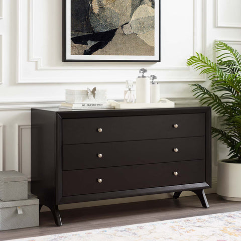 Providence Three-Drawer Dresser or Stand