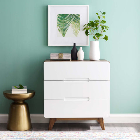 Origin Three-Drawer Chest or Stand