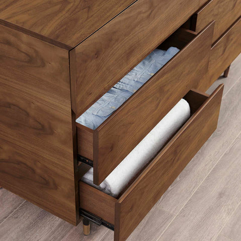 Caima 6-Drawer 	Dresser