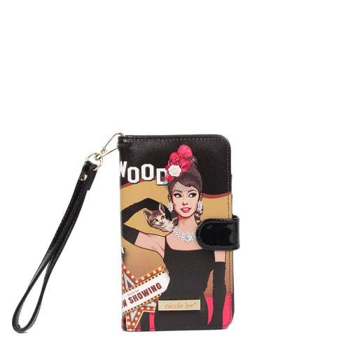 Hollywood Star Phone Case Nicole Lee