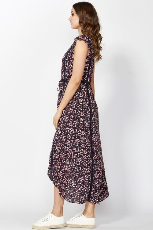 Fields of Dreams Lace Maxi